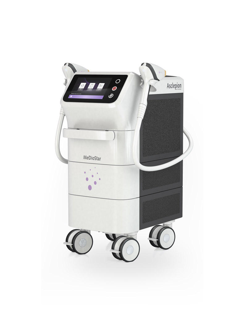 Mediostar High Power Diode Technology For Professional Laser Epilation